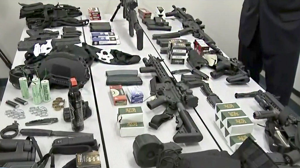 Ex-Wife Says Plastic Surgeon Accused Of Having Assault Weapons Arsenal Posed No Threat