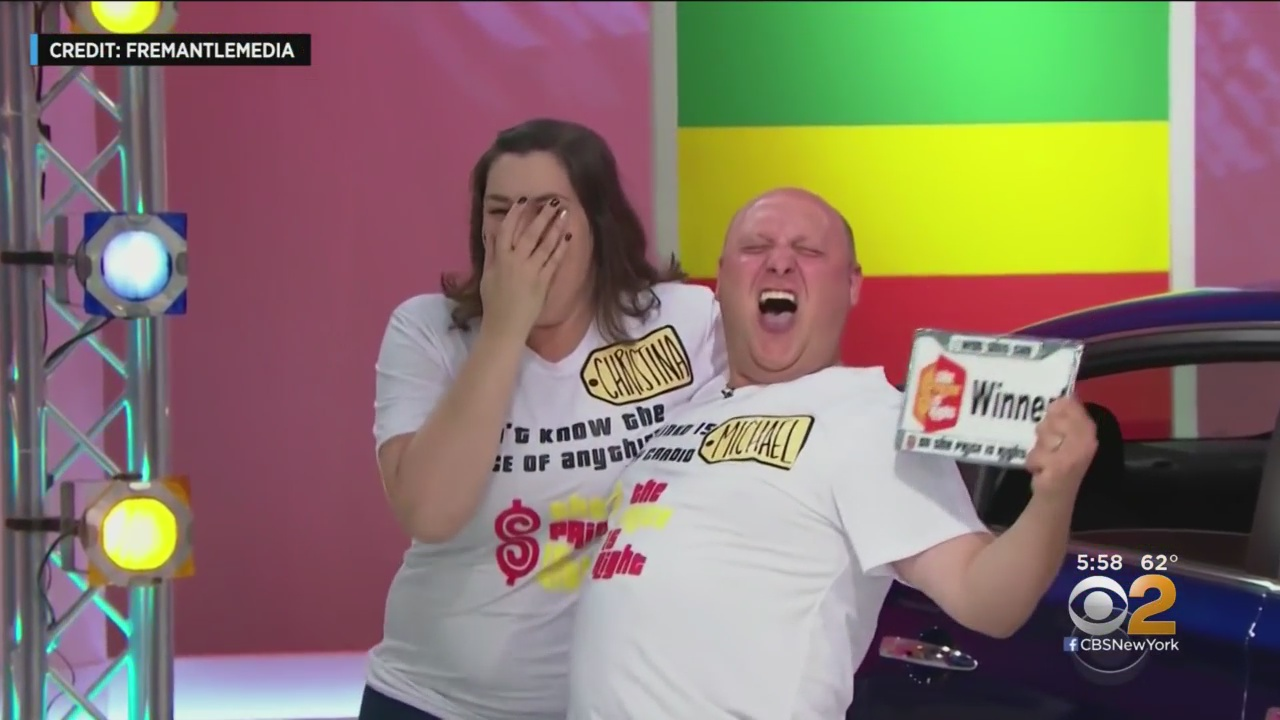 'I Went A Little Crazy': New Jersey Man Becomes Biggest Winner In The History Of 'The Price Is Right'