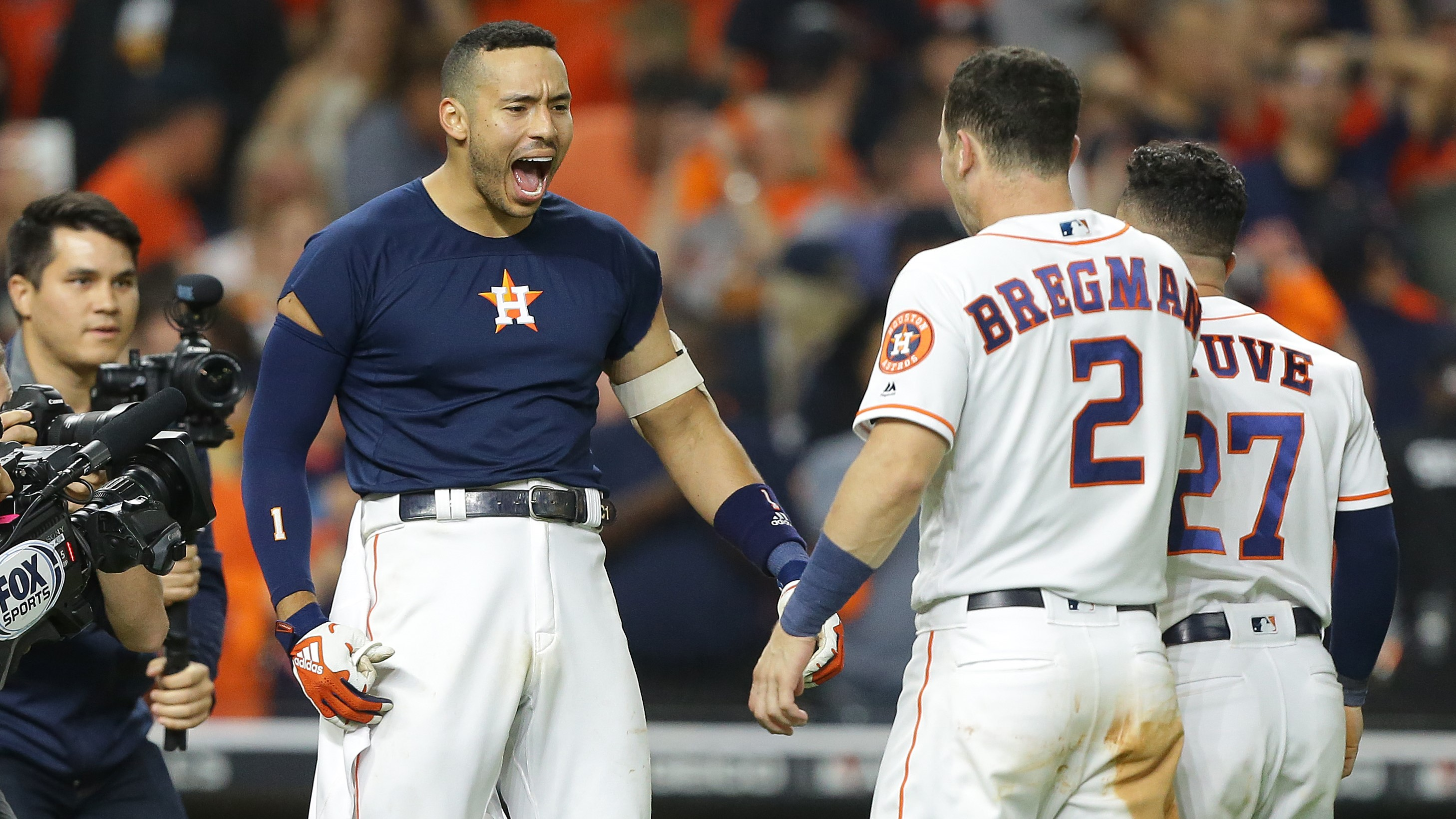 Astros Tie ALCS, Costly Bullpen Decision Ends Up Dooming Yankees In Extra Innings