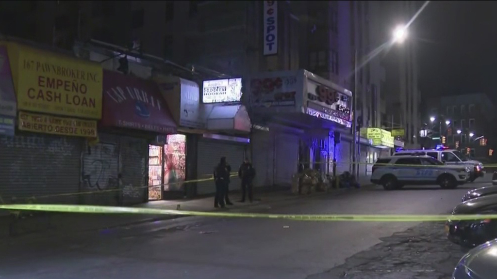 1 Man Dead, Another Wounded After Shooting At Tobacco Shop In The Bronx