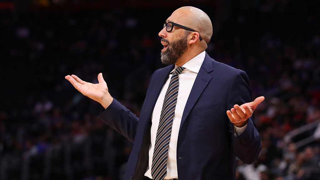 Knicks Brass Sends Message To Fizdale: Start Winning