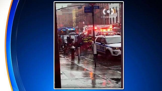 3-Year-Old Killed, Mother Seriously Injured After Being Struck By Pickup Truck In East Harlem