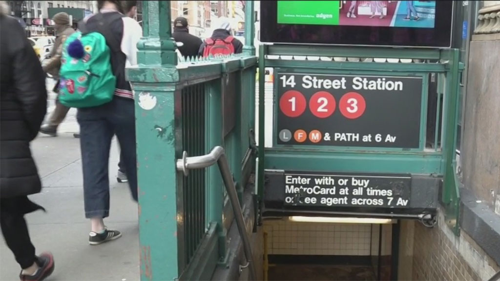 Woman Attacked With Bleach At 14th Street Subway Station