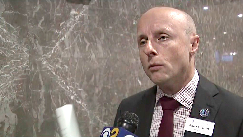 NYC Transit Boss Andy Byford Announces Resignation After 2 Years On Job