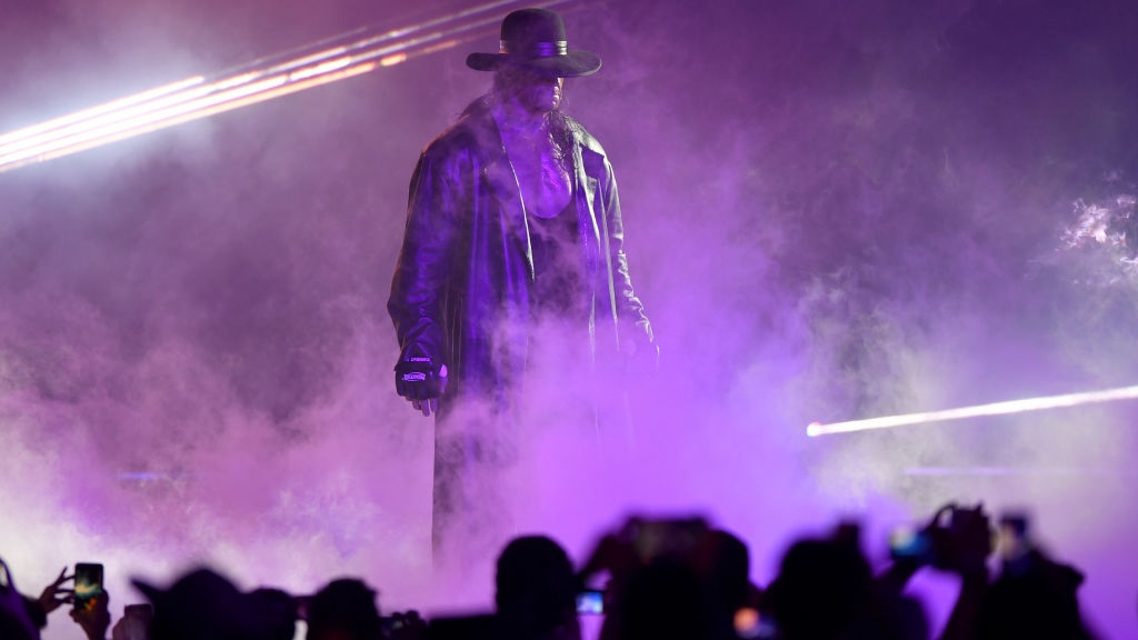WWE Delivers Stunners: Undertaker Returns, Goldberg Wins Universal Championship