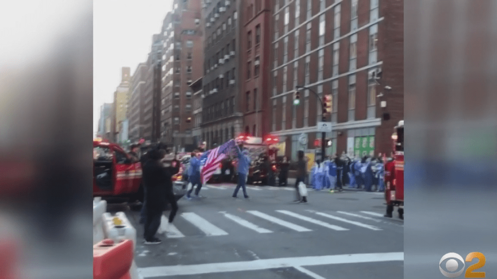 Social Media Roundup: Solidarity With Patients And Workers, Dr. Easter Bunny, Dance Party & More