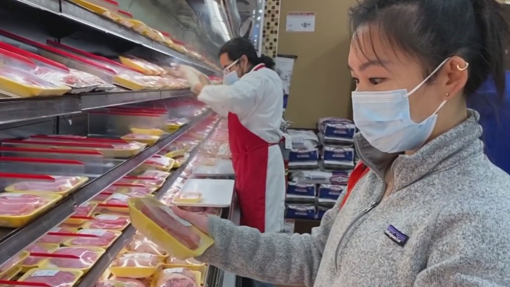 Coronavirus Update: Experts Address Grocery Shopping Safety Concerns