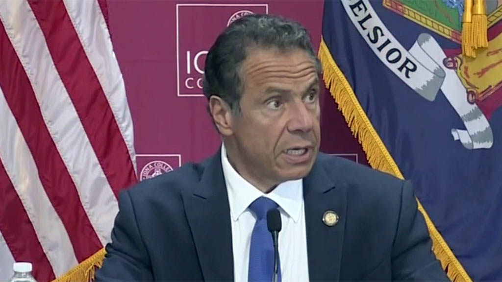 New York City On Track For Phase 1 Reopening Around June 8, Cuomo Says