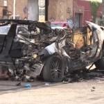 1 Dead, 1 Injured In Fiery Crash In Brooklyn 💥😭😭💥