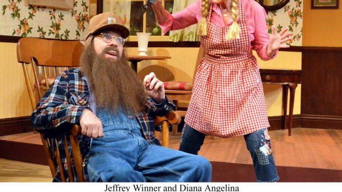 Diana Angelina and Jeffrey Winner
