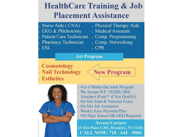Start The Fast Track CNA PCT Training & Immediate Job