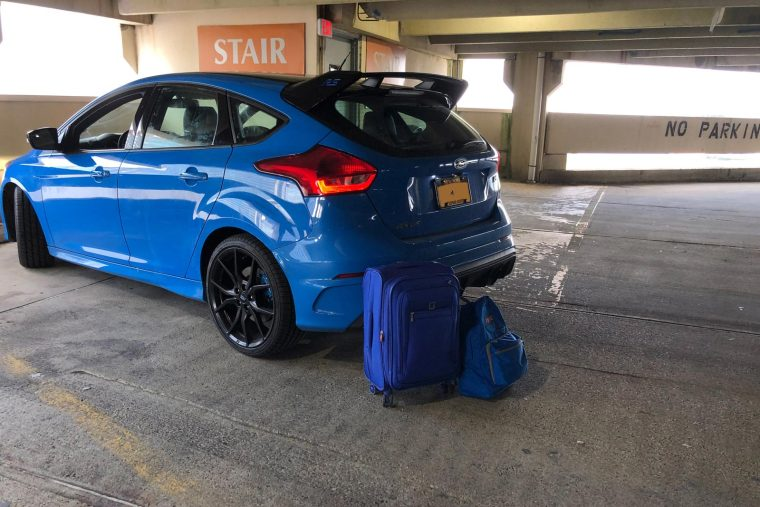 2018 Ford Focus RS with NewYorKars