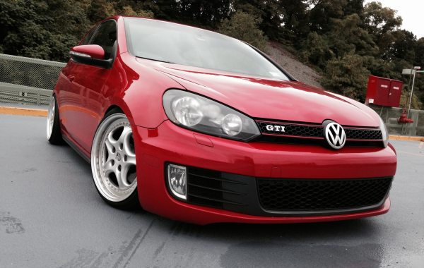 Volkswagen GTI featured on NewYorKars car blog