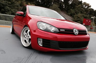 Volkswagen GTI featured on NewYorKars car blog
