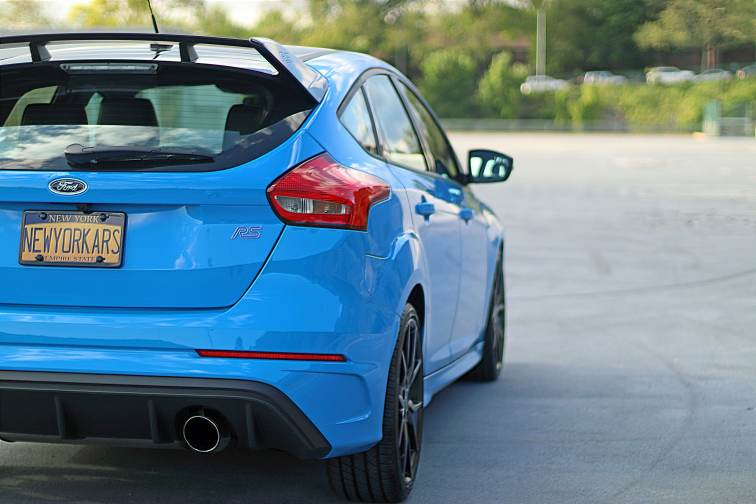 2018 Ford Focus RS featured on NewYorKars car blog