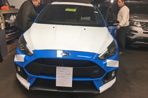 NewYorKars picking up 2018 Ford Focus RS