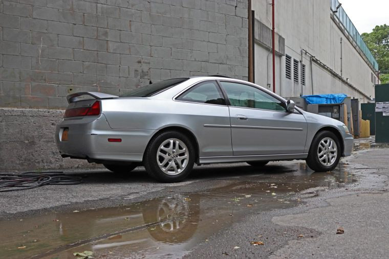 2002 Honda Accord V-6 coupe at newyorkars.com