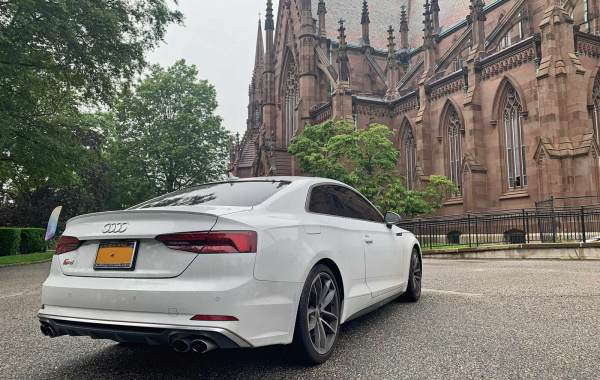 2018 Audi S5 on NewYorKars.com
