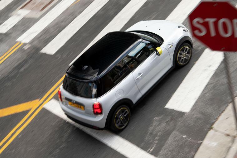 2020 Mini Cooper SE electric car