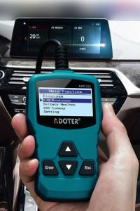 Adoter OBD-II data scanner on sale for Amazon Prime Day 2019