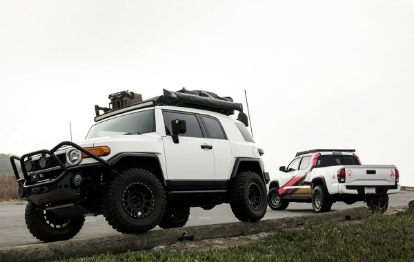Grant Squires' 2010 Toyota FJ Cruiser featured on NewYorKars and Oloi