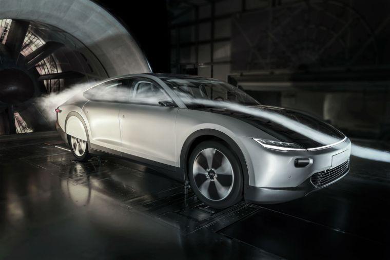 Lightyear One solar powered car