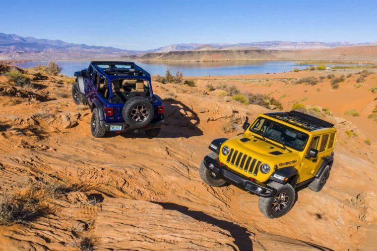 The 2020 Jeep Wrangler Ecodiesel Produces 442 Pound Feet Of Torque