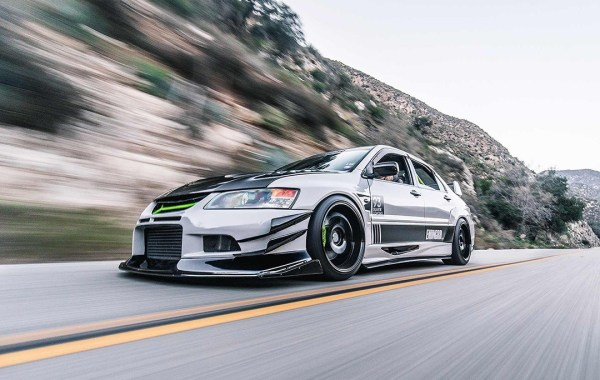 Oloi and NewYorKars present Madison Miklancic's 2005 Mitsubishi Lancer Evolution VIII