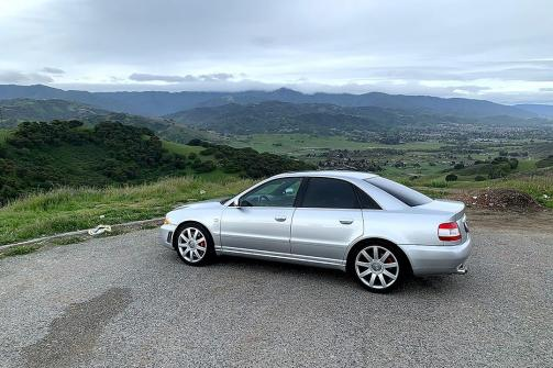 2002 Audi S4 featured by NewYorKars and Oloi