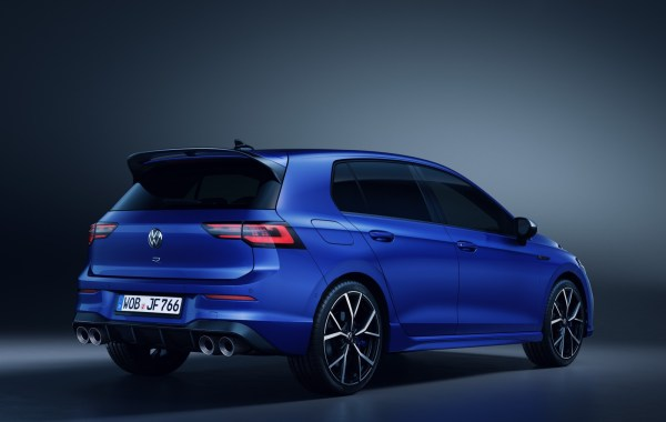 2022 Volkswagen Golf R reveal
