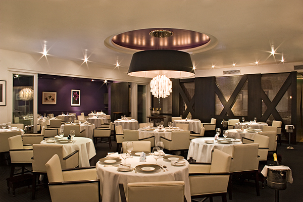 The Dining Room at Mélisse