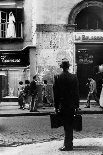 Leonard Freed, Naples, 1958