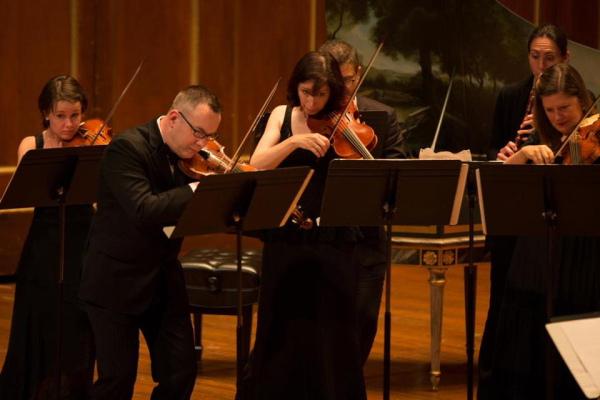 The BEMF Orchestra.