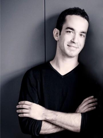 Pianist Inon Barnatan.