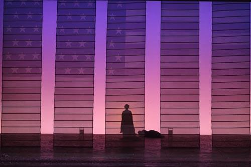 "Yunah Lee as Cio-Cio-San in The Glimmerglass Festival's 2014 production of Puccini's ""Madame Butterfly."" Photo: Karli Cadel/The Glimmerglass Festival."