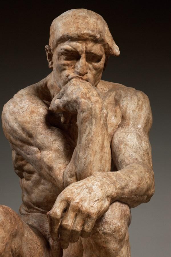 Rodin Evolution Of Genius Virginia Museum