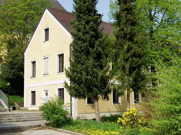 Bruckner's Birthplace in Ansfelden