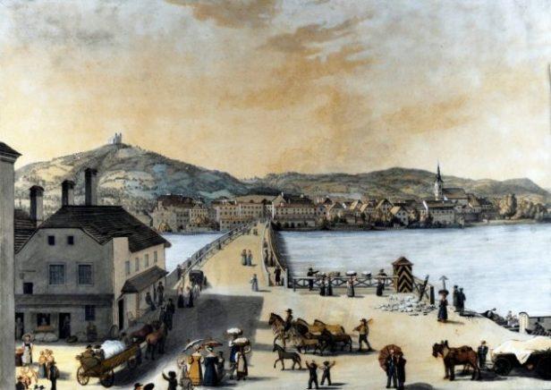 Linz, ca. 1830