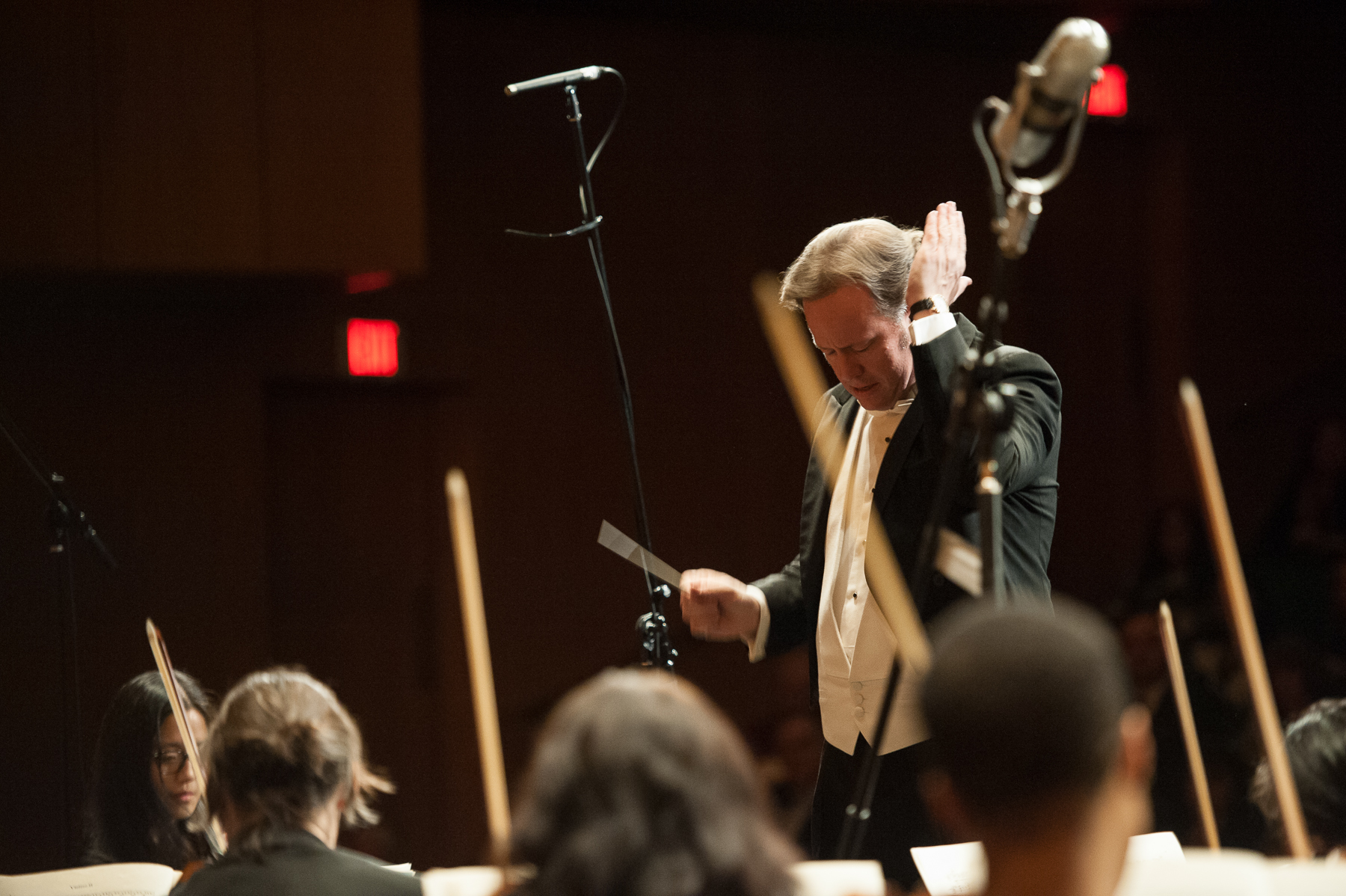Justin Bischof to Conduct Strauss Metamorphosen and Shostakovich's Chamber Symphony at the Church of the Epiphany on March 1, 2018, at 7 pm
