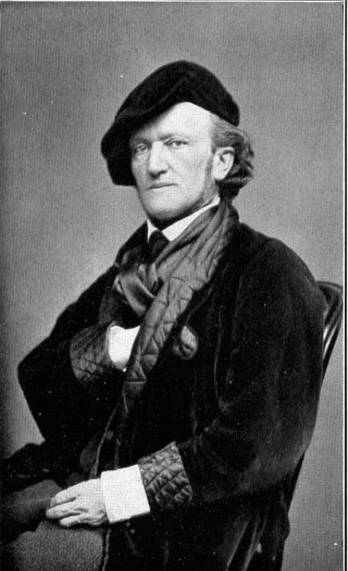 Richard Wagner in 1867
