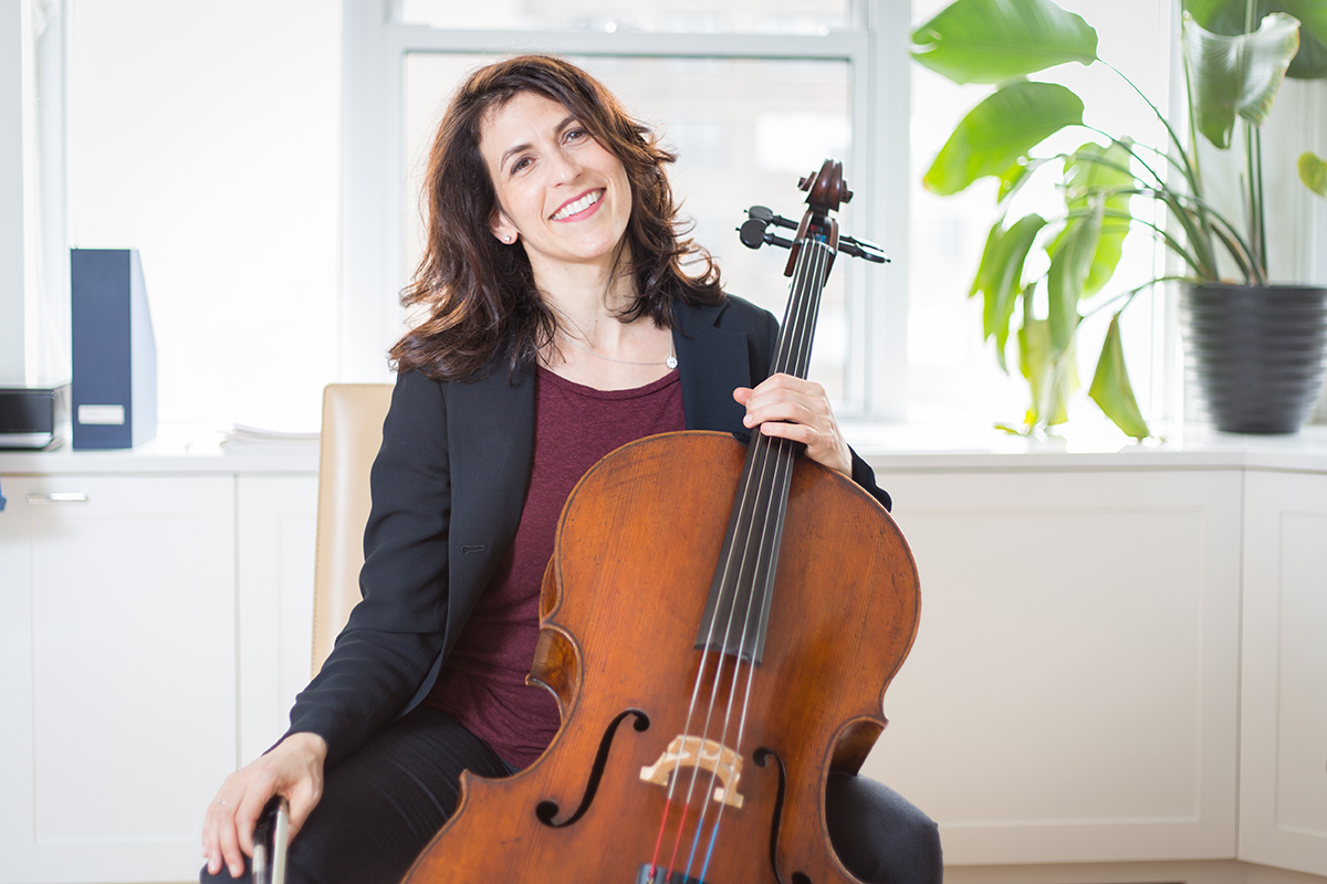 Inbal Segev talks to Michael Miller about Christopher Rouse's Cello Concerto, Coming Up February 10 and 11th at the Troy Savings Bank Music Hall, and the Baltimore Symphony Orchestra's New Music Festival