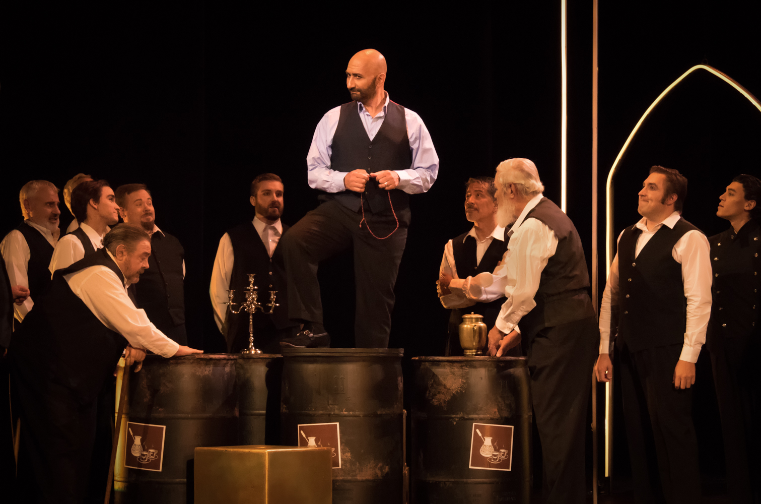 Giovanni Bottesini's Comic Opera, Alì Babà (1871), Reconstructed and Conducted by Anthony Barrese at Opera Southwest