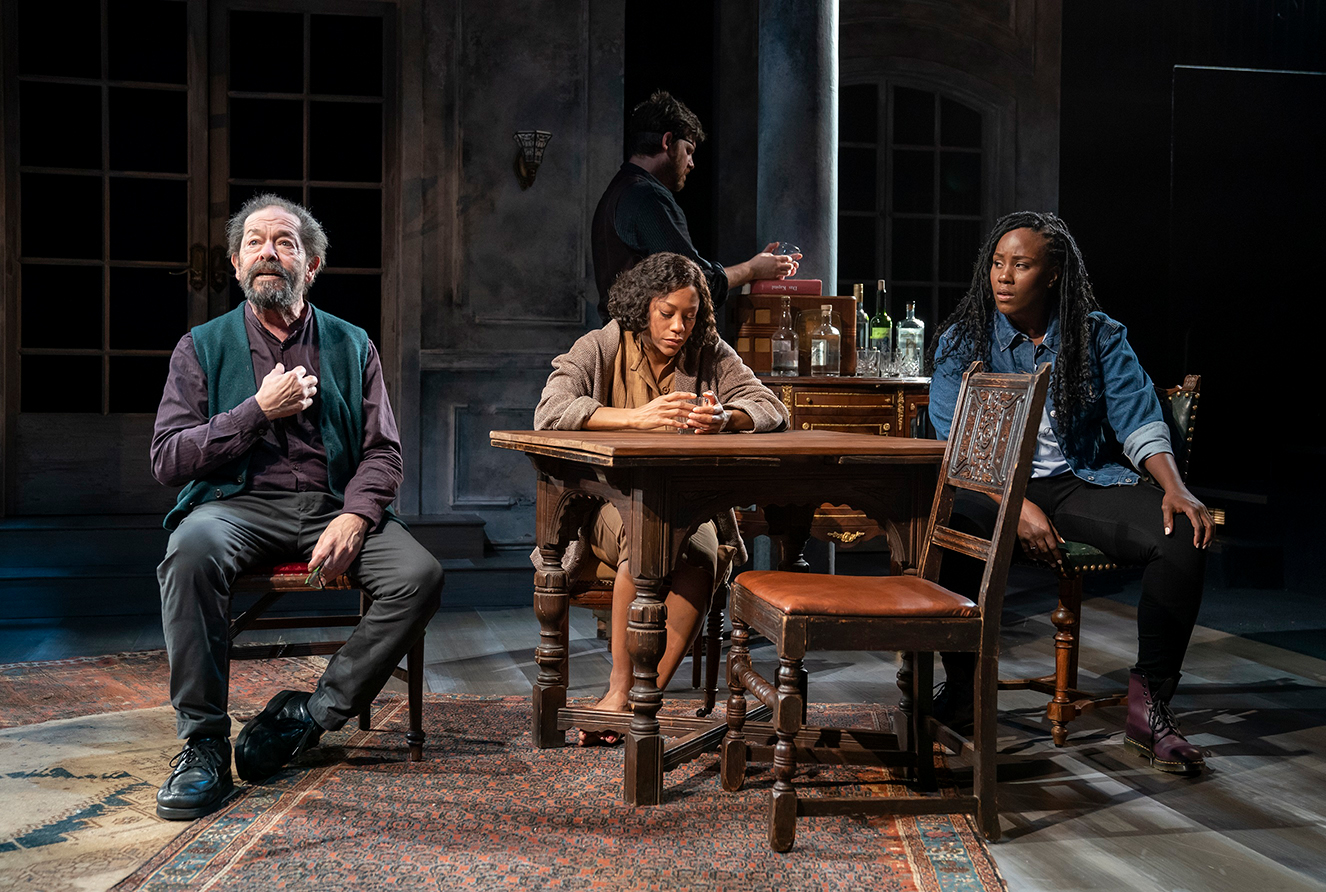 Tony Kushner's A Bright Room Called Day, Directed by Oskar Eustis, at The Public Theater