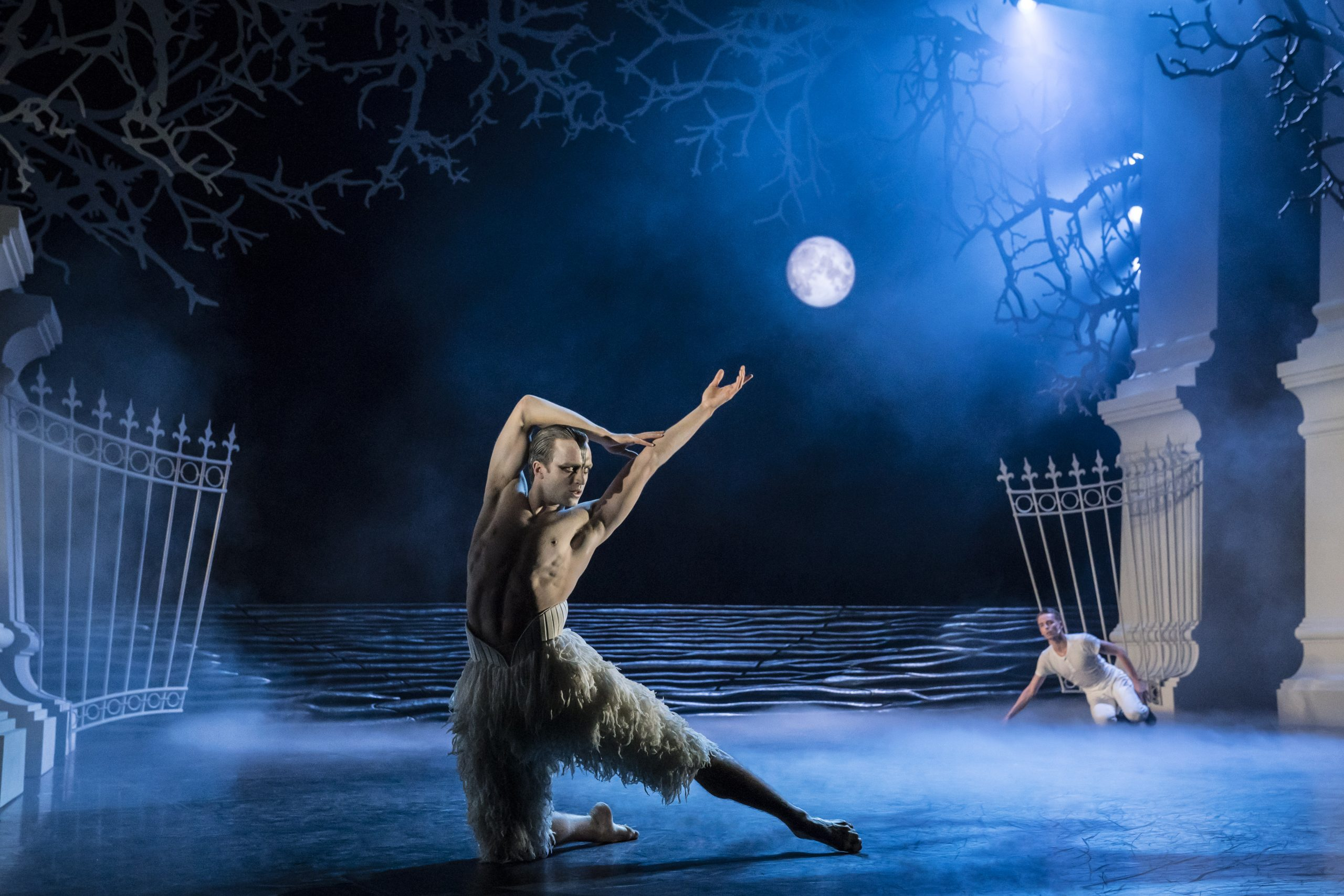 Don't Feed these Swans: Matthew Bourne's Swan Lake at the City Center