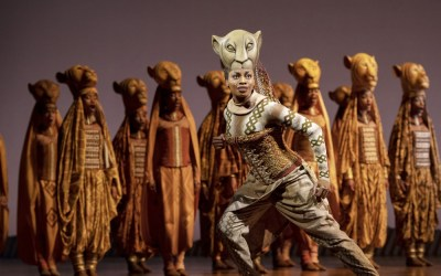 Adrienne Walker Returns as Nala in THE LION KING Tonight, July 16