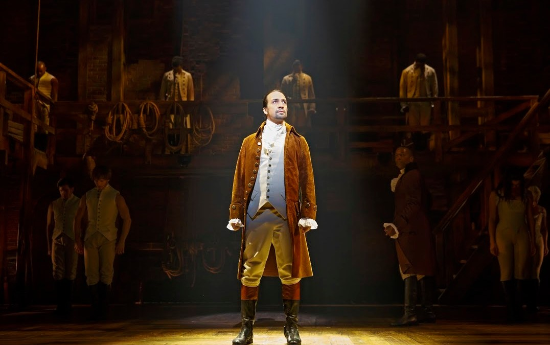 Charitybuzz: Meet Lin-Manuel Miranda as He Returns as Alexander Hamilt… – Lot 1589900