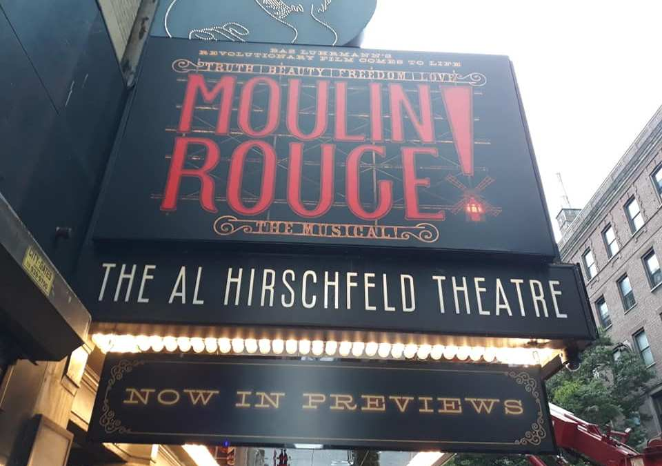 ON THE MARQUEE: Sold out screaming fans are making their way to the most SPECTACULAR,