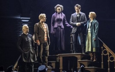 All Aboard the Hogwarts Express! Meet the Cast of HARRY POTTER AND THE CURSED CHILD- Now in Previews…