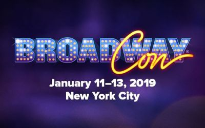 BREAKING NEWS: The official convention for all Theater nerds has been set!!! The 4th