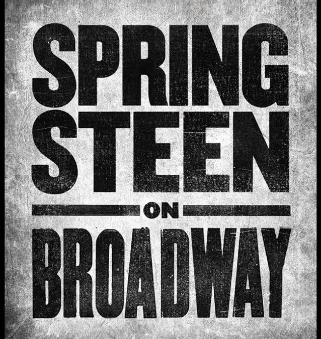 BROADWAY IS READY FOR THE RISING! Legendary Award winning rock star Bruce Springsteen…